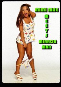 Mimi Mae Meets The Mirror Man Cover