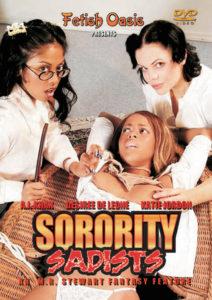 Sorority Sadists Front Cover