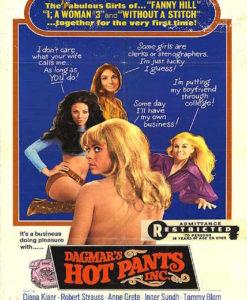 Dagmar's Hot Pants Boxcover