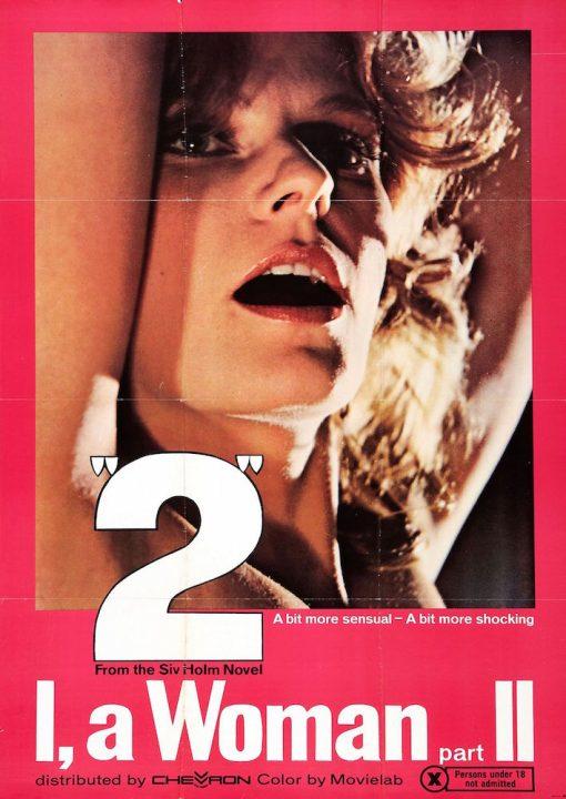 I A Woman 2 Boxcover
