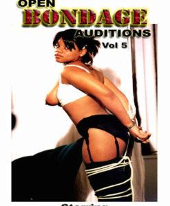 Open Bondage Auditions 5 Boxcover Samantha Reed